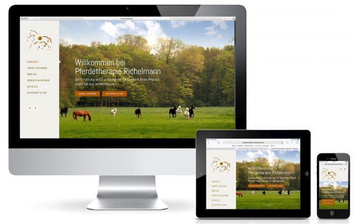 Die Pferde-Osteopathen - Pferdetherapie Richelmann